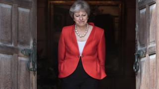 Μέι: Υπάρχει αρκετός χρόνος για τη συμφωνία για το Brexit