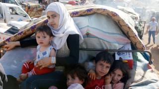 Κέντρο υποδοχής προσφύγων στη Συρία δημιούργησαν Μόσχα και Δαμασκός