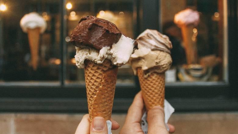 Από πού προέρχεται το παγωτό σας; (infographic)