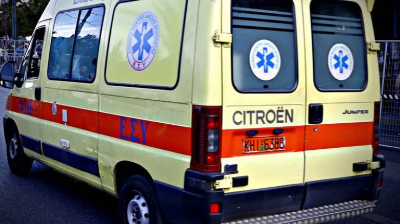 Κρίσιμη αλλά σταθερή η κατάσταση του λοχία που τραυματίστηκε στη Μυτιλήνη