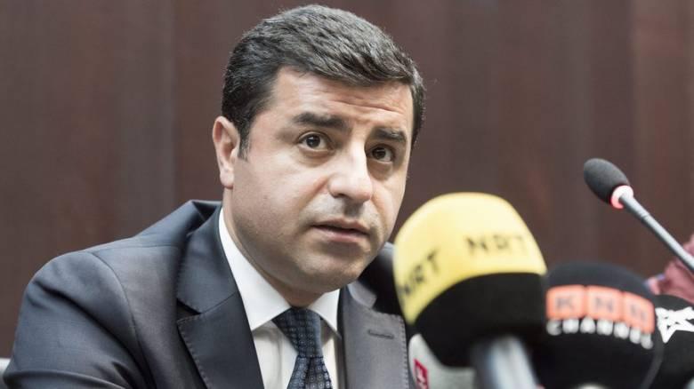Απορρίφθηκε το νέο αίτημα αποφυλάκισης του Σελαχατίν Ντεμιρτάς