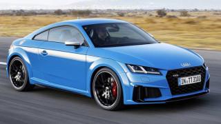 To Audi TT ανανεώνεται και αποκτά και ειδικές εκδόσεις