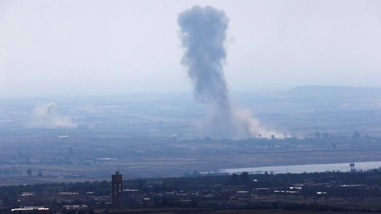 Συρία: Συμφωνία για παράδοση των ανταρτών σε περιοχή κοντά στο Γκολάν