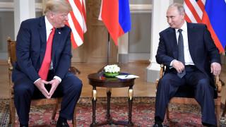 Ο Τραμπ «ανυπομονεί» για δεύτερη συνάντηση με τον Πούτιν