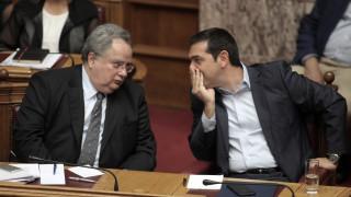 Τσίπρας – Κοτζιάς: Η Ελλάδα θα απαντά αποφασιστικά στα ζητήματα εθνικής κυριαρχίας
