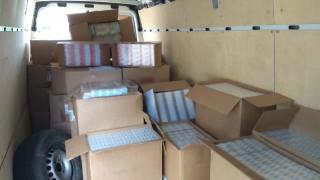 Κατάσχεση χιλιάδων συσκευασιών με λαθραία καπνικά προϊόντα στη Θεσσαλονίκη