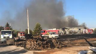 Νέα πυρκαγιά ξέσπασε στις Αχαρνές