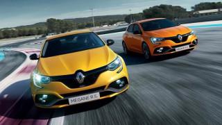 Tο R.S. Trophy με τους 300 ίππους είναι το πιο σκληροπυρηνικό Renault Megane