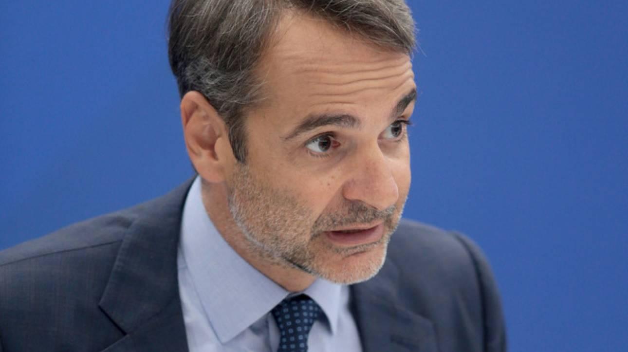 Μητσοτάκης: Δεν συμφωνώ αλλά θα στηρίξω τη συμφωνία με την πΓΔΜ