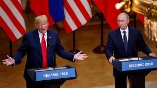 Τραμπ: Η συζήτησή μου με τον Πούτιν δεν ήταν πάντοτε συμβιβαστική