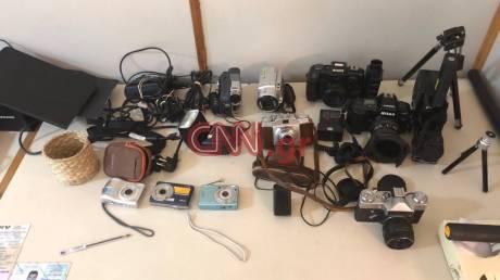 Αποκλειστικό: Ένα κατάστημα που πουλούσε κλοπιμαία εντόπισαν οι αστυνομικοί της ΔΙΑΣ