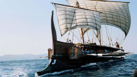 Tριήρης «Ολυμπιάς»: με 1.100 κωπηλάτες ολοκλήρωσε τα πρώτα έξι ταξίδια της στον Σαρωνικό