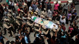 Γάζα: Τρεις Παλαιστίνιοι νεκροί από ισραηλινά πυρά