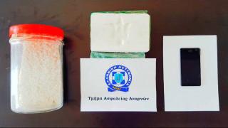 Έκρυβε ένα κιλό κοκαΐνης σε βάζο με ρύζι