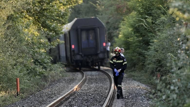 Αλεξανδρούπολη: Νεκροί δύο μετανάστες που παρασύρθηκαν από αμαξοστοιχία
