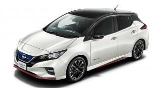 Αυτοκίνητο: To ηλεκτρικό Nissan Leaf γίνεται πιο σπορ και δυναμικό ως Νismo