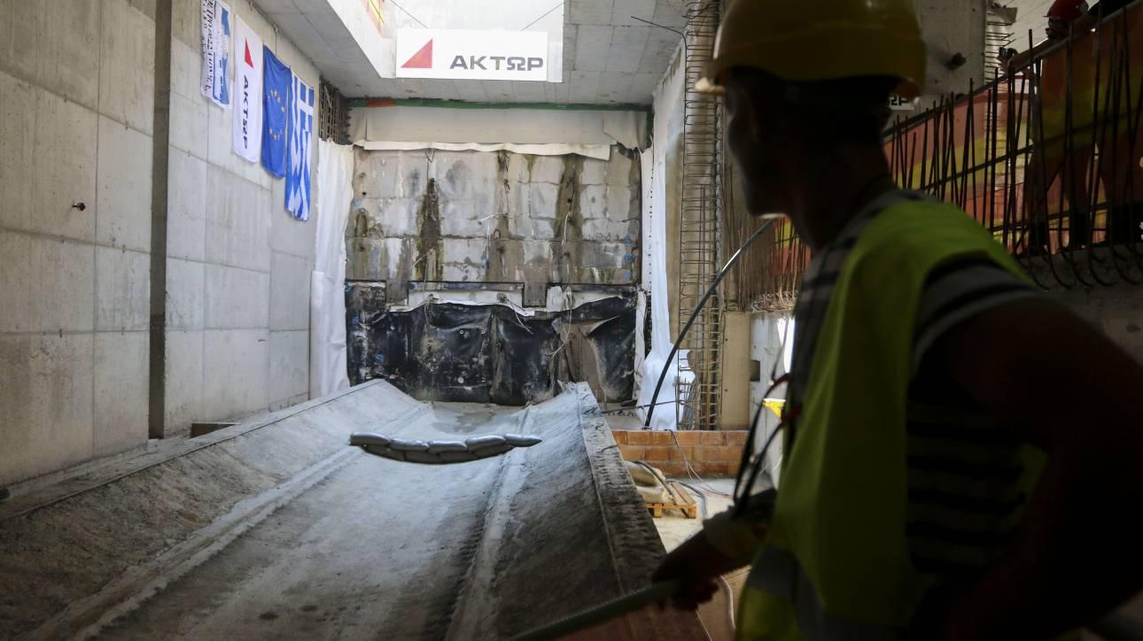 Μετρό Θεσσαλονίκης: Έτοιμος για λειτουργία ο σταθμός «Ανάληψη»
