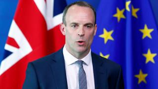 Υπουργός Brexit: Δεν πληρώνουμε τον λογαριασμό αν δεν υπάρξει εμπορική συμφωνία