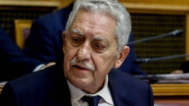 Κουβέλης: Η απελευθέρωση των δύο στρατιωτικών δεν αποτελεί αντικείμενο συναλλαγής με την Τουρκία