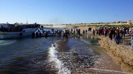Κατά 122% αυξήθηκαν οι προσφυγικές ροές προς την Ελλάδα