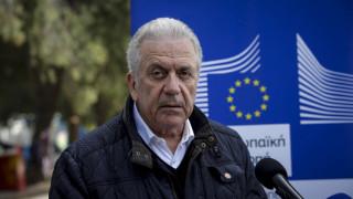 Αβραμόπουλος για μεταναστευτικό: Η Ιταλία και η Ελλάδα δεν μπορούν να είναι θύματα