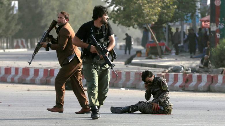 Καμπούλ: Έκρηξη στο αεροδρόμιο κατά την επιστροφή του εξόριστου αντιπροέδρου