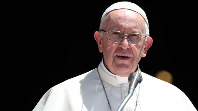 Μήνυμα του Πάπα για δράση κατά των ναυαγίων μεταναστών στη Μεσόγειο
