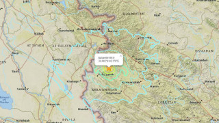 Εκατοντάδες τραυματίες από το σεισμό στο Ιράν