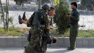 Αφγανιστάν: «Υποδοχή» στον αντιπρόεδρο από το Ισλαμικό Κράτος με 14 νεκρούς και 60 τραυματίες