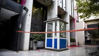 Βίντεο από την επίθεση του Ρουβίκωνα στο ΥΠΕΞ