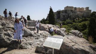 Νωρίτερα λόγω καύσωνα κλείνει ο αρχαιολογικός χώρος της Ακρόπολης