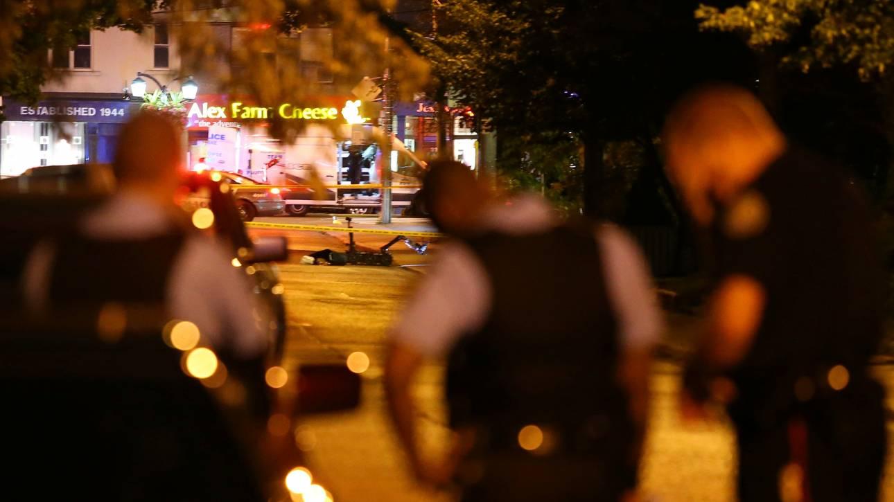 Τορόντο: Δύο οι νεκροί της επίθεσης στην ελληνική συνοικία – Βίντεο ντοκουμέντο με τον ένοπλο
