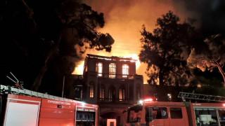 Ντόρα Μπακογιάννη: Από αδιαφορία της ελληνικής γραφειοκρατίας η καταστροφή του πολεμικού μουσείου