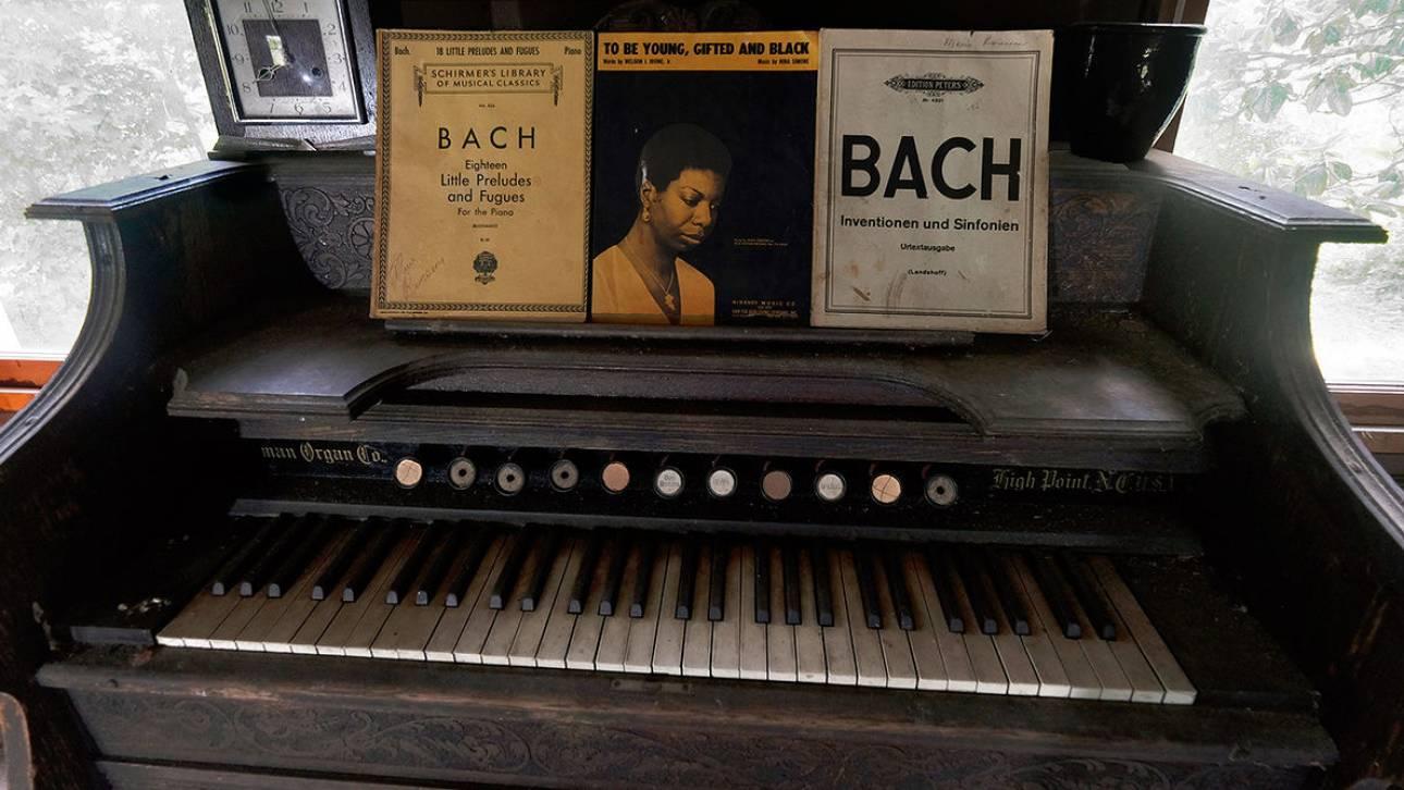 Νίνα Σιμόν: εθνικός θησαυρός το πατρικό της μεγάλης κυρίας της jazz