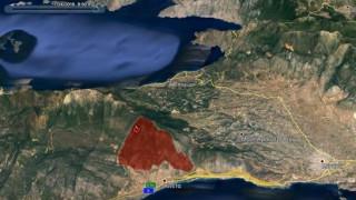 Φωτιά Κινέτα: Η πρόγνωση για την εξάπλωση της πυρκαγιάς από το Αστεροσκοπείο Αθηνών