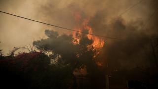 Φωτιά Κινέτα: Διακόπτονται τα δρομολόγια του προαστιακού