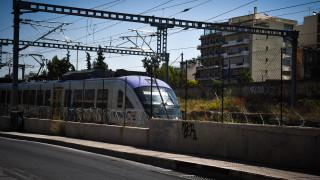 Φωτιά Αττική: Χωρίς πρωινά δρομολόγια ο προαστιακός Αθήνα-Κιάτο