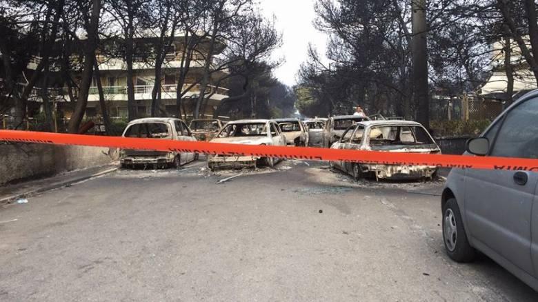 Φωτιά Αττική: Αυξάνεται δραματικά ο απολογισμός των θυμάτων
