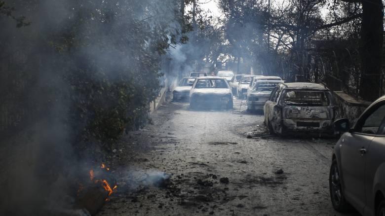Φωτιά Αττική: Αυξάνεται ο δραματικός απολογισμός (liveblog)