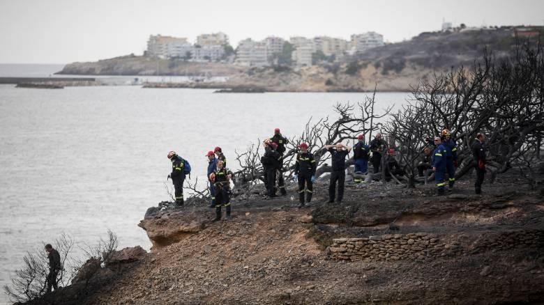 Φωτιά Αττική: Επί ποδός τα συνεργεία για τον εντοπισμό αγνοουμένων, λέει η κ. Τσούπρα στο CNN Greece