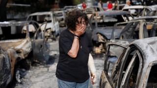 Τραγωδία στην Αττική από την πύρινη λαίλαπα (infographic)