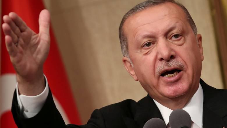 Ερντογάν: Μπορούμε να στείλουμε κάθε είδους βοήθεια στην Ελλάδα εάν χρειαστεί