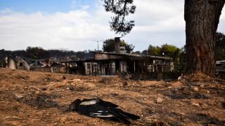 Φωτιά Αττική: Εικόνες των φονικών πυρκαγιών από το διάστημα