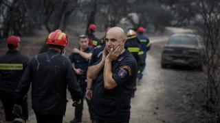 Φωτιά Αττική: Οι αφανείς ήρωες των πύρινων μετώπων
