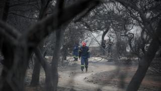 Φωτιά Αττική: Πού υπάρχουν ενεργά μέτωπα