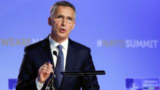 Φωτιά Αττική: Το ΝΑΤΟ στέκεται αλληλέγγυο προς τον ελληνικό λαό, λέει ο Στόλτενμπεργκ