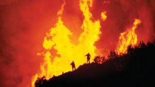 Φωτιά Αττική: η κλιματική αλλαγή καίει τη Μεσόγειο-ολέθρια σενάρια για την Ελλάδα