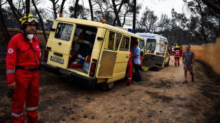 Φωτιά Αττική: Δώδεκα παιδιά πήραν εξιτήριο από το νοσοκομείο