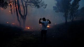 Φωτιά Αττική: Το Μάτι μια σύγχρονη Πομπηία για τη La Repubblica