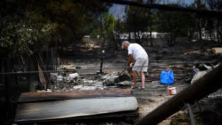 Φωτιά Αττική: Τι προβλέπει η εγκύκλιος για τις εκκενώσεις μετά από πυρκαγιά